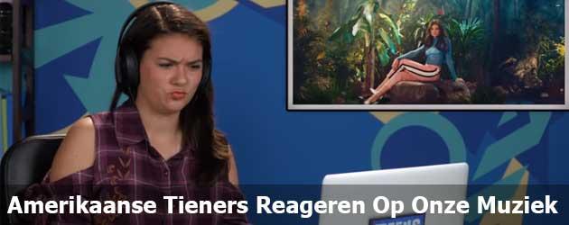 Amerikaanse Tieners Reageren Op Nederlandse Muziek