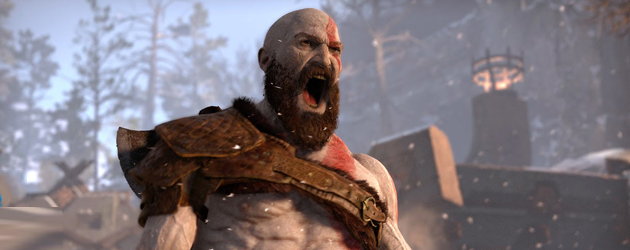 Game Review God Of War