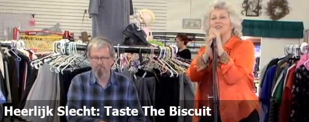 Heerlijk Slecht: Taste The Biscuit