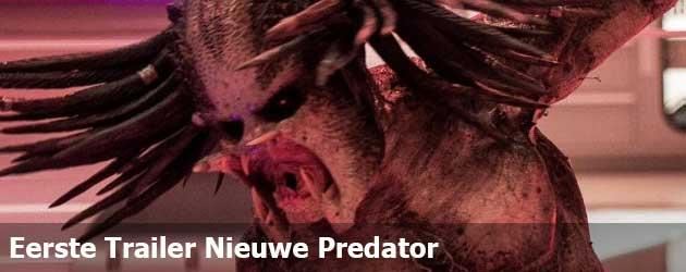 Eerste Trailer Nieuwe Predator