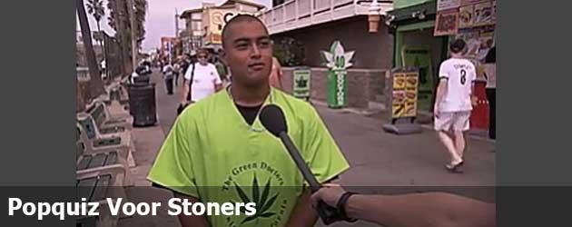 Popquiz Voor Stoners
