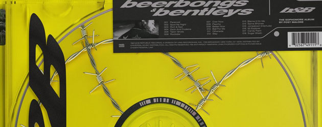Review: Post Malone – Beerbongs & Bentleys