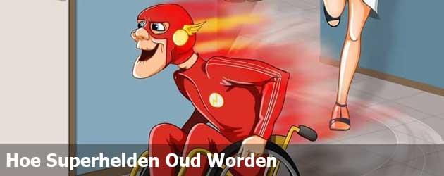 Hoe Superhelden Oud Worden