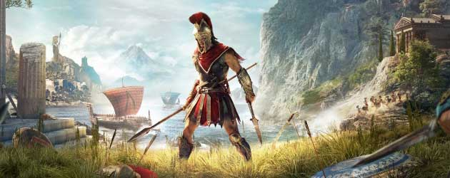 Nieuwe Assassin's Creed Odyssey Trailer