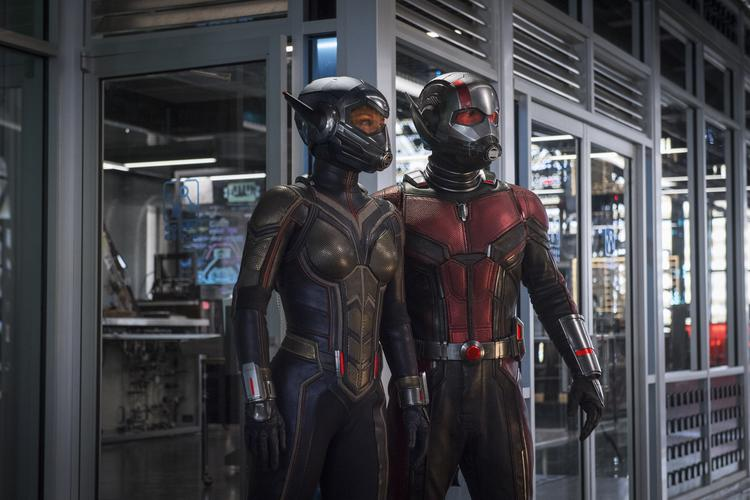 Review Ant-Man And The Wasp