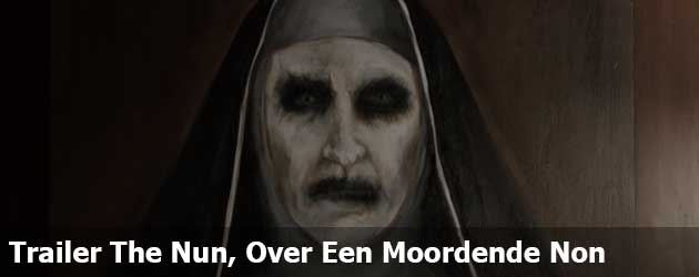 Trailer The Nun, Over Een Moordende Non