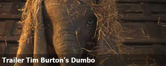 Trailer Tim Burton's Dumbo