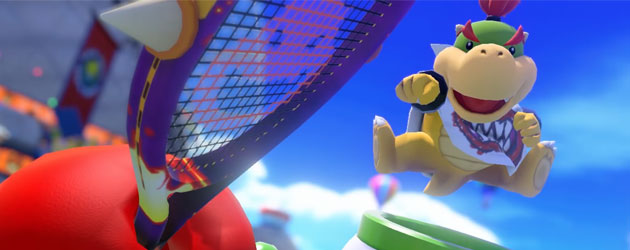 Review: Mario Tennis Aces