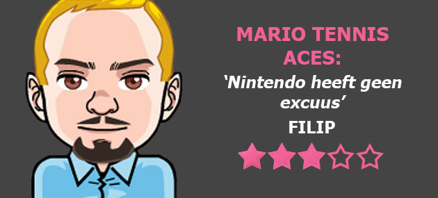 Review: Mario Tennis Aces