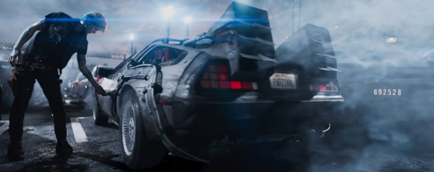 BluRay Review: Ready Player One