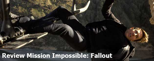 Review: Mission Impossible Fallout