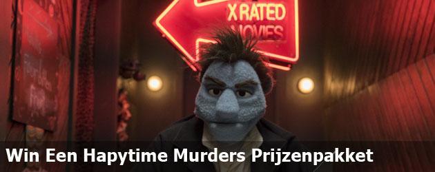 Win Een Hapytime Murders Prijzenpakket