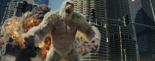 Bluray Review: Rampage