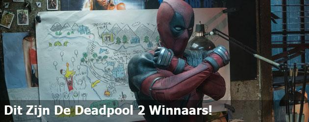 Dit Zijn De Deadpool 2 Winnaars!