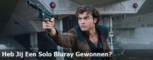 Heb Jij Een Solo Bluray Gewonnen?