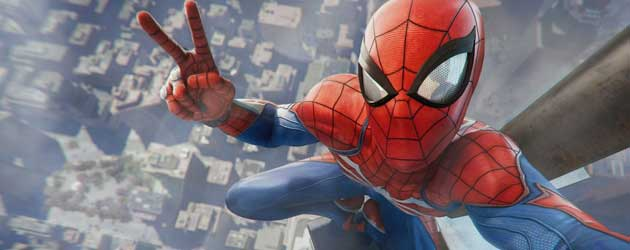 Spider-Man Game Review PS4
