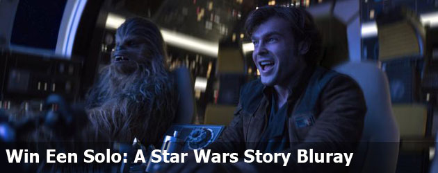 Win Een Solo: A Star Wars Story Bluray