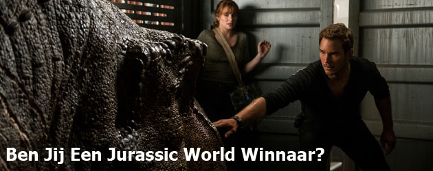 Ben Jij Een Jurassic World Winnaar?