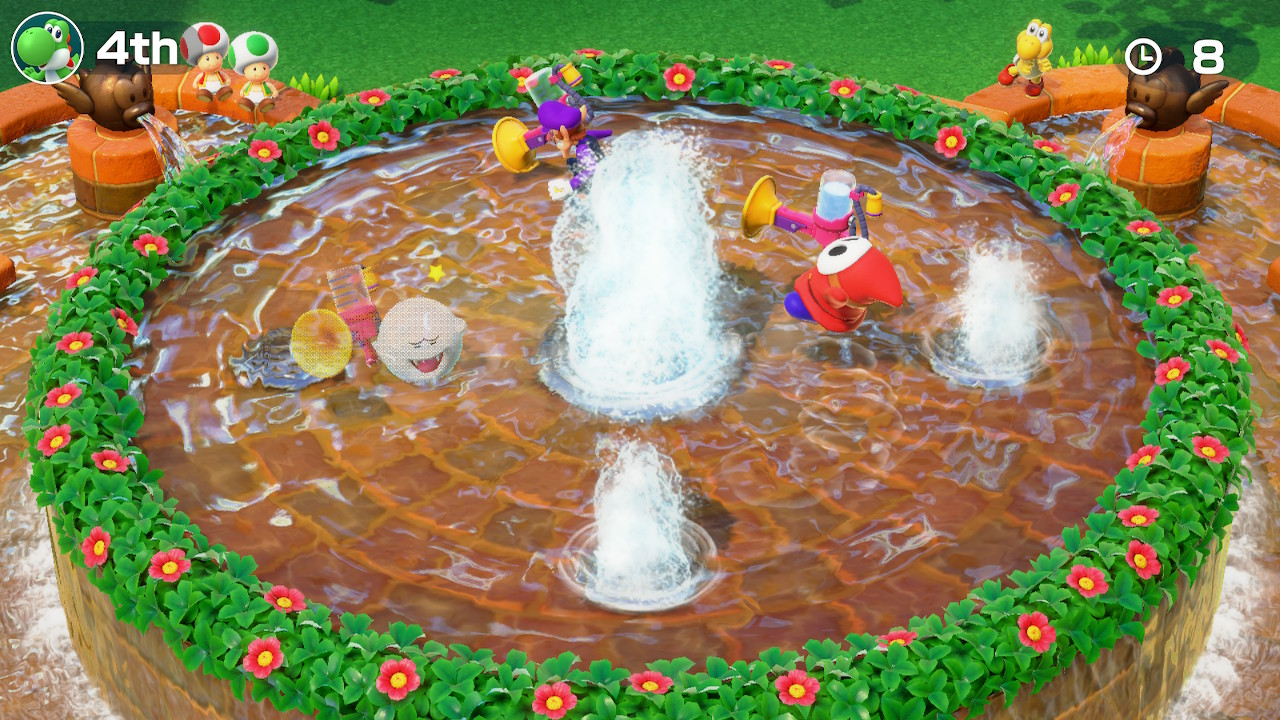 Review: Super Mario Party