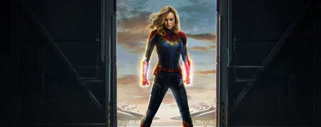 Nieuwe Trailer Captain Marvel