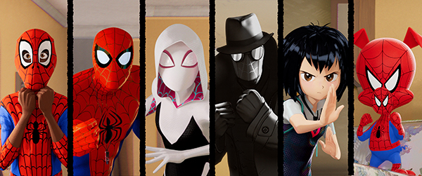 Review Spider-Man: Into The Spider-Verse