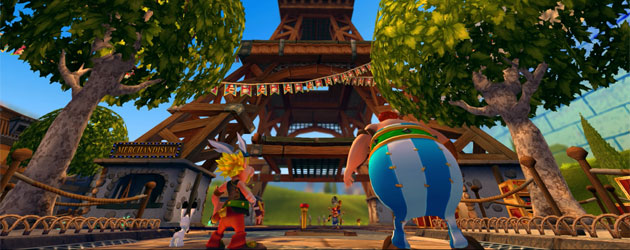 Switch Review: Asterix & Obelix XXL 2