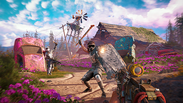 Trailer Far Cry New Dawn
