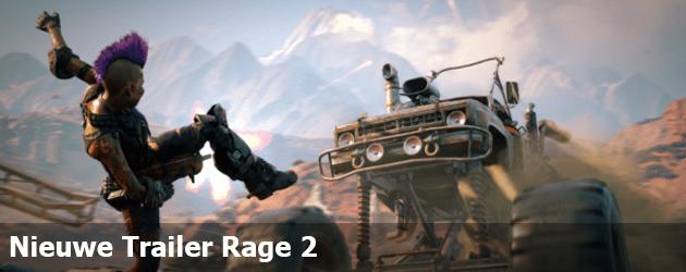 Nieuwe Trailer Rage 2