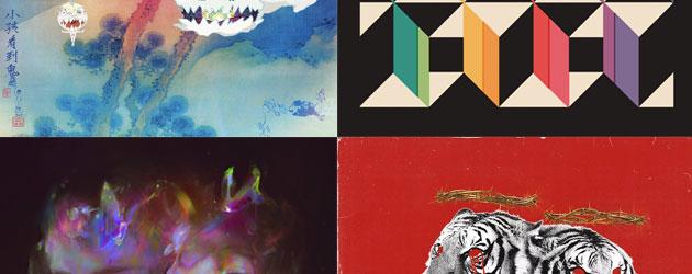 Top 10 albums 2018