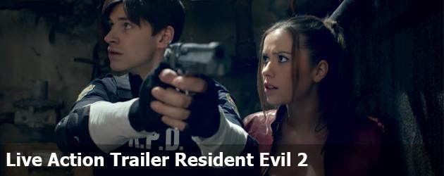 Live Action Trailer Resident Evil 2