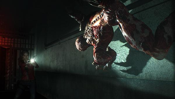 Review Resident Evil 2 2019