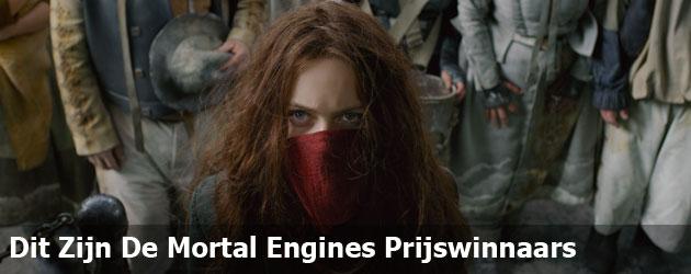 Dit Zijn De Mortal Engines Prijswinnaars