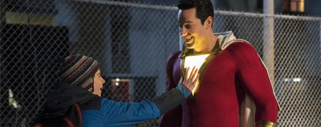 We Geven Shazam! Blurays Weg!!