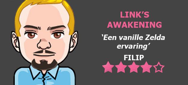Review - The Legend of Zelda: Link's Awakening