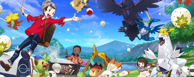 Review: Pokémon Sword & Shield