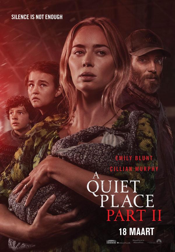 Win Een Geweldig A Quiet Place II Pakket