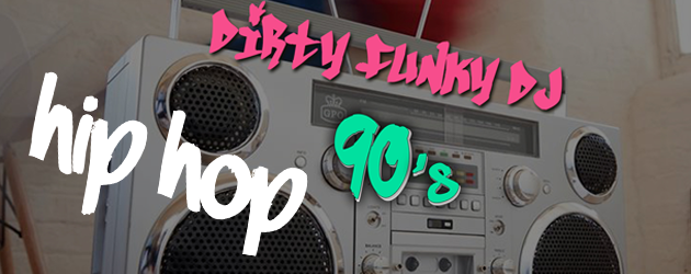 Dirty Funky Nineties Hip Hop Beats